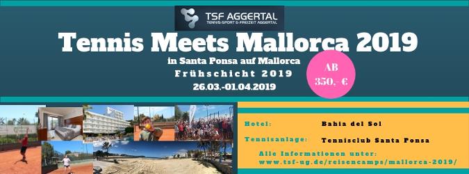 TSF Camp Mallorca März 2019